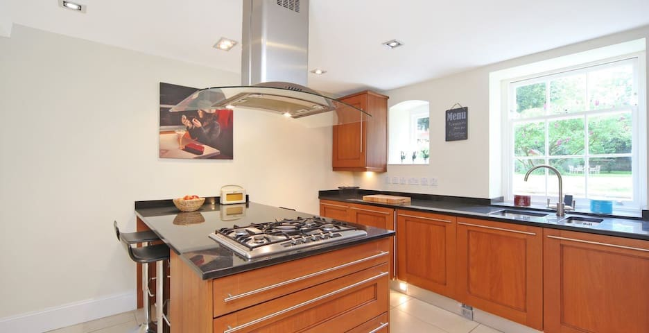 WIMBLEDON COMMON/VILLAGE PROFESSIONAL HOLIDAY LET