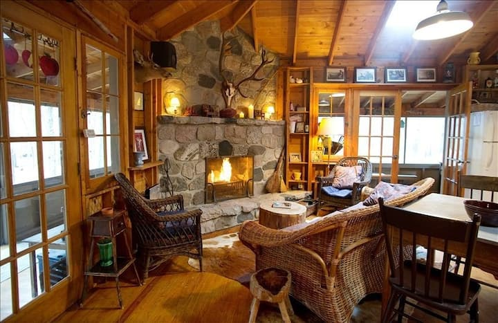 Cozy Cabin w/in walking distance to Lake Michigan