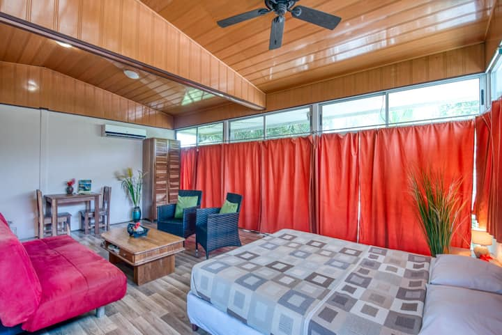 Studio with Air Conditioning - Adults Only