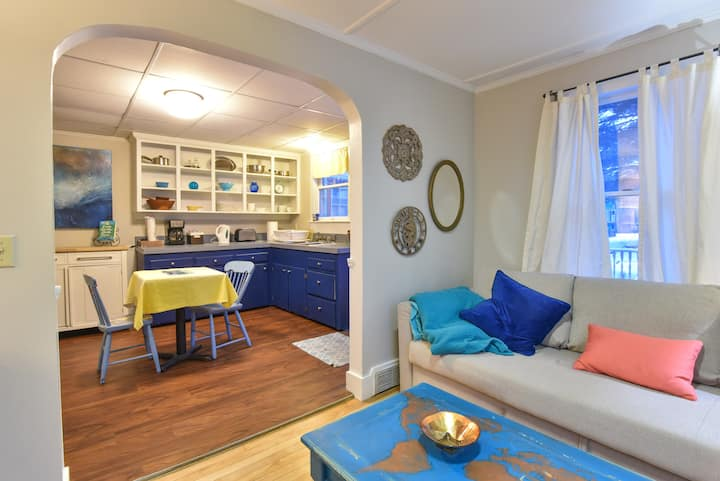Winslow Guest House: Comfy & Convenient Maine Spot