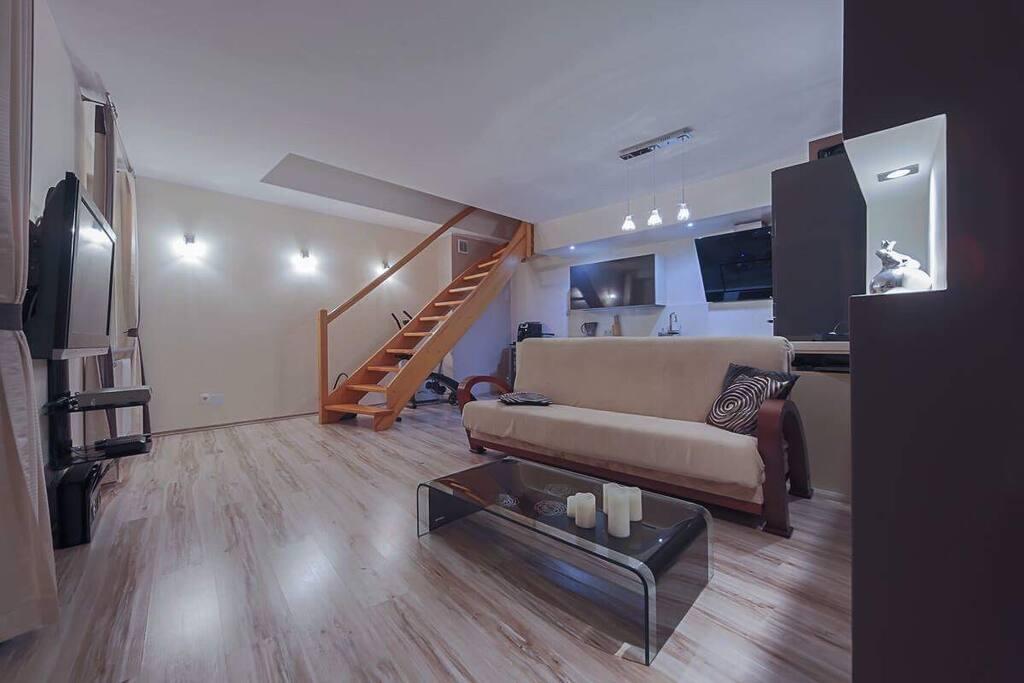 1 poziom - salon