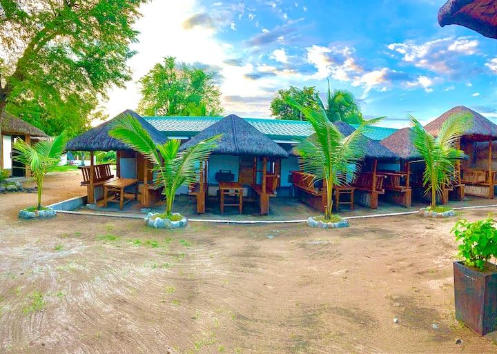 Camp Laiya Beach > Bahay na Bato (C) for 6pax