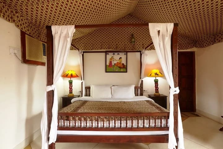 Best Stay for Guest in Pushkar with Pool
