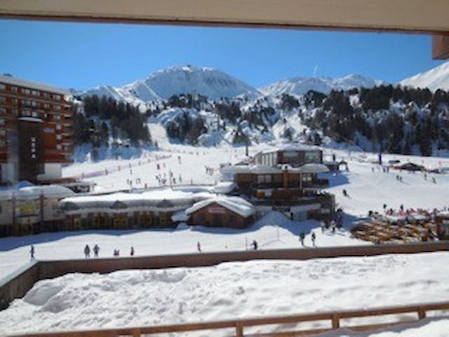 Stunning 50m2 flat in Plagne Centre. Ideal skiing! - Aime - Appartement