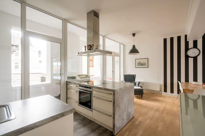 Im❤️von Hamburg-Ottensen - zentral - Amburgo - Appartamento