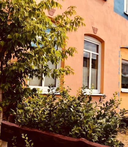 Apartment am Radweg Berlin-Kopenhagen