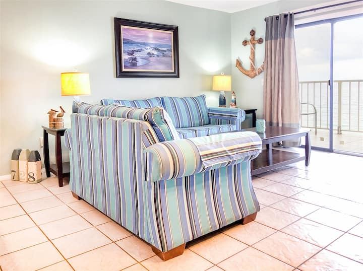 The Summit 728 - Is Paradise Calling You? Come experience Soothing Gulf Front Views