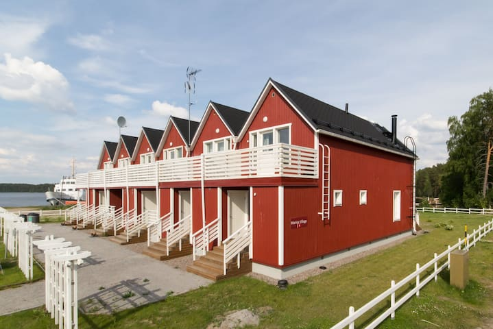Two bedroom apartment in Lappeenranta, Almintie 1