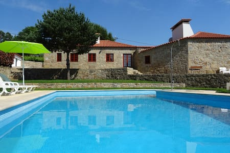 Casa de Panque (perfect for families and friends) - Barcelos - Villa