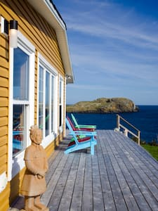 Whale Watcher House - Mistaken Point Apartment - Tors Cove - Lejlighed