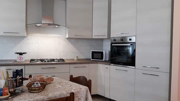Casa alloggio a Busso