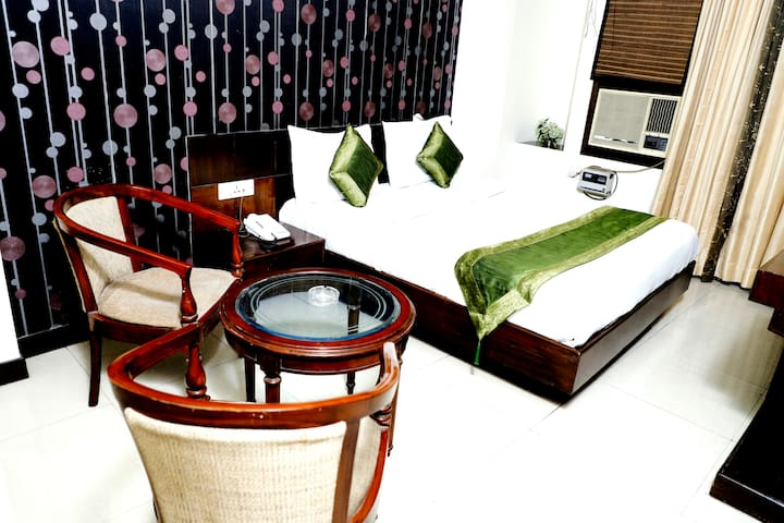 Luxurious room next to New Delhi Railway Station