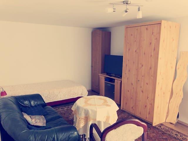 gemütliche Unterkunft in Weinsberg