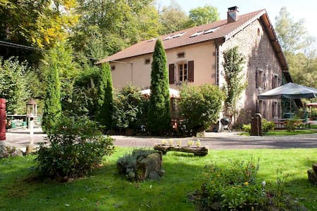 Relax and enjoy nature in the middle of the forest - Sainte-Marie-en-Chanois - Bed & Breakfast