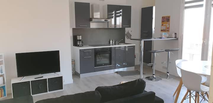 Appartement Dunkerque centre. Proche de la plage