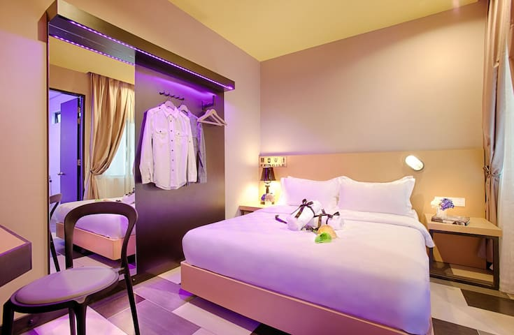 Charming room near Sepang International Circuit