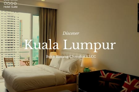 Luxry Suite With balcony in Bukit Bintang,KLCC #02 - Куала-Лумпур