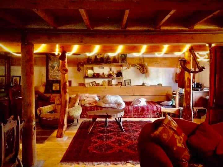 Fairytale farmhouse wow uniqueness