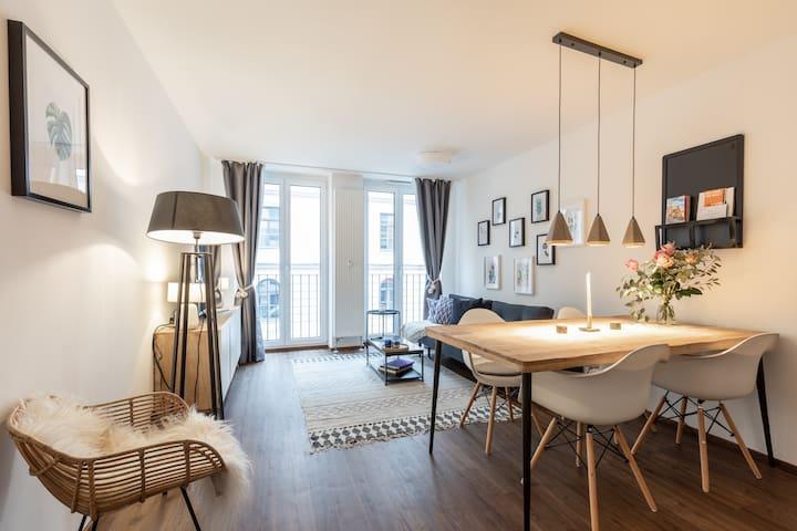 Brand New Cozy Apartment - Munich Center - Otto