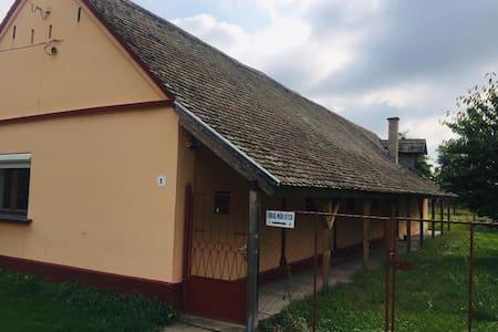 Ferienhaus/ Cottage in Dunafalva, nahe der Donau