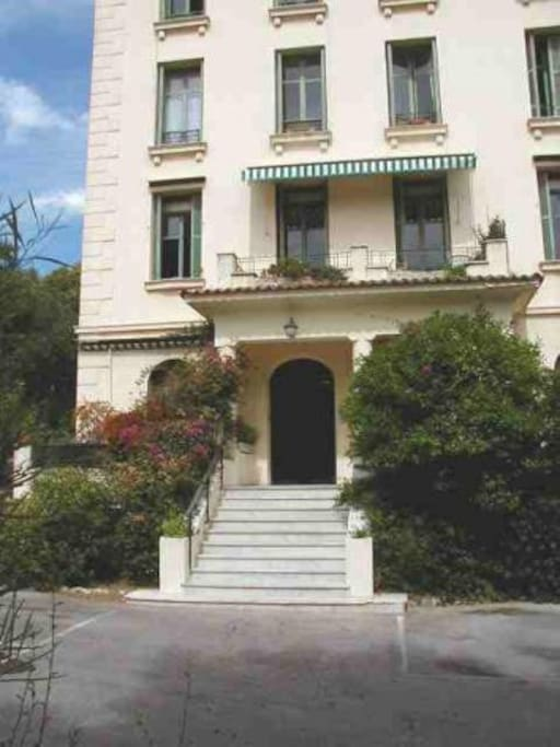 Le Balmoral - the residence