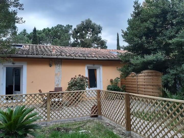 Maison rdc avec jardin Lavande.