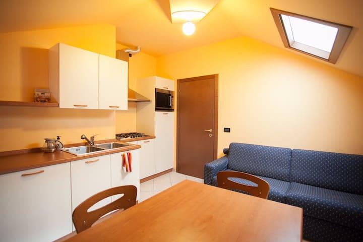 Bilocale a pochi km da Bormio e Livigno - Villa di Tirano - Apartamento