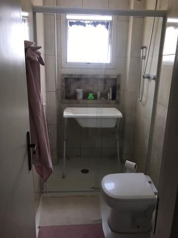 banheiro suite do bebe