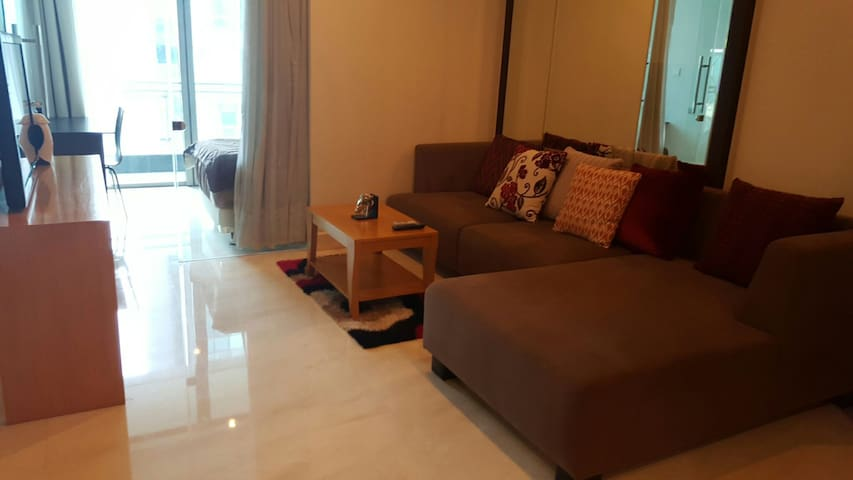 Located SCBD area, near tool road. - Jakarta - Apartment