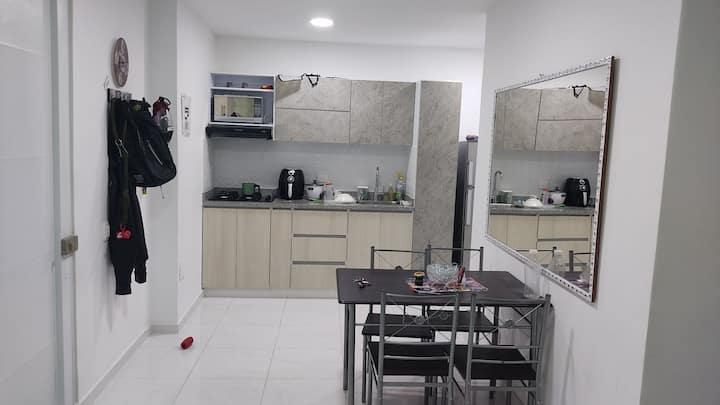 Apartamento completo óptimo para  teletrabajo