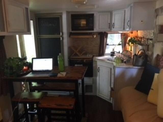 Shugga Shack small quaint camper fully remodeled