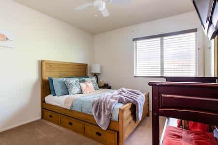 The Guest Suite with Trundle Bed