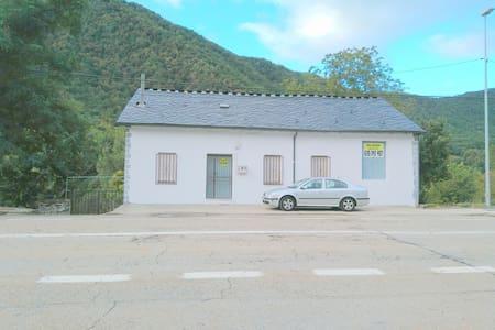 Casa en alquiler en Cuevas del Sil - Palacios del Sil