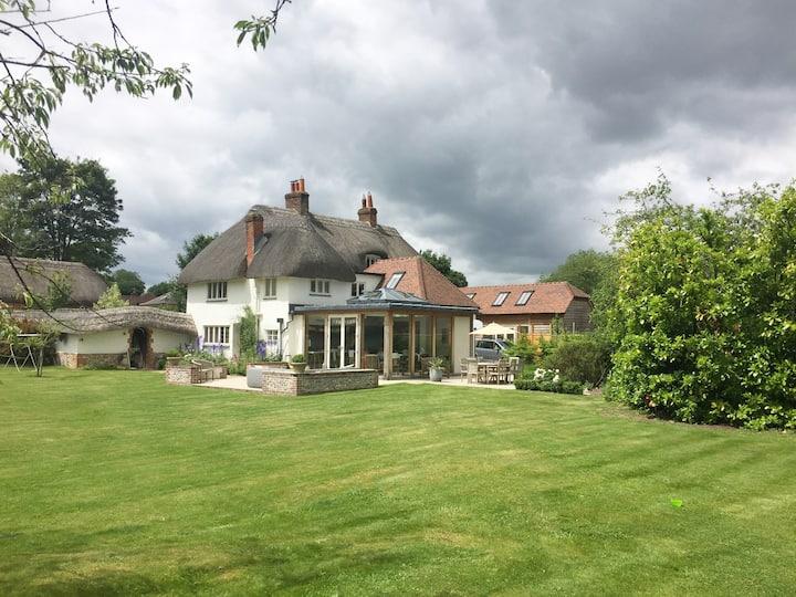 The Old Farm House, Monxton
