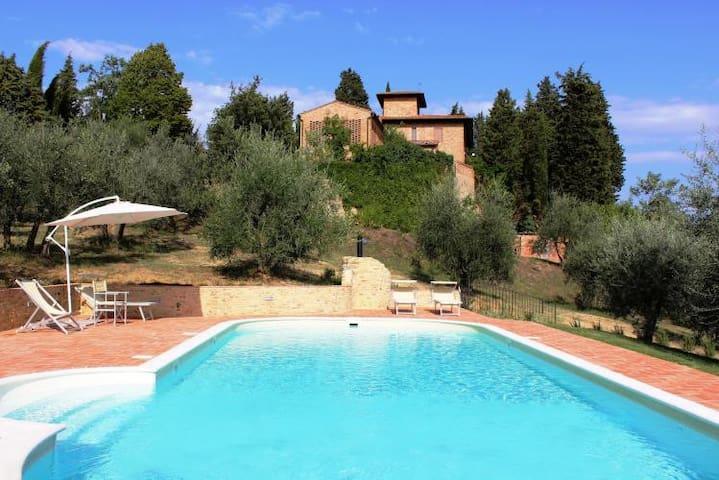 Il Casolare - Certaldo - Villa