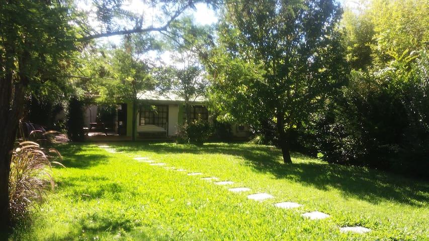 Cabaña Jardín Zen, Parque del Plata - Parque del Plata - Nature lodge
