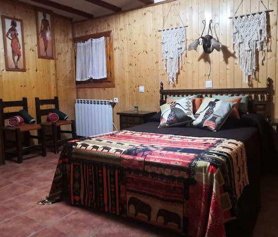 Apartamento de montaña ¡ Siéntete como en casa !