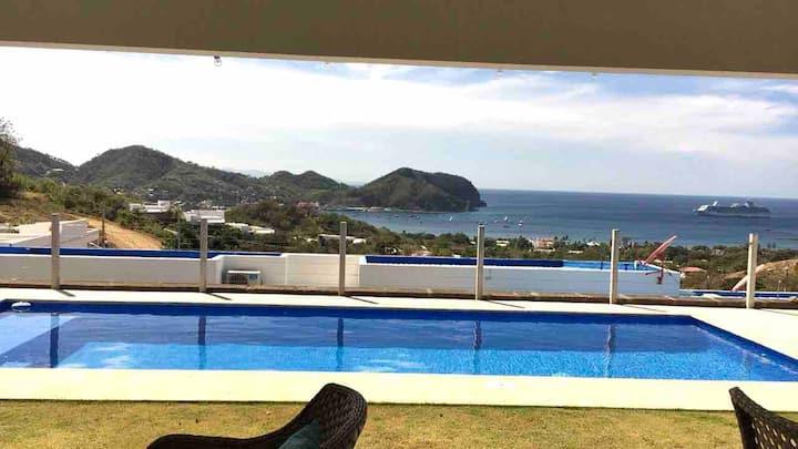 Amazing Views from Lomas de Miramar