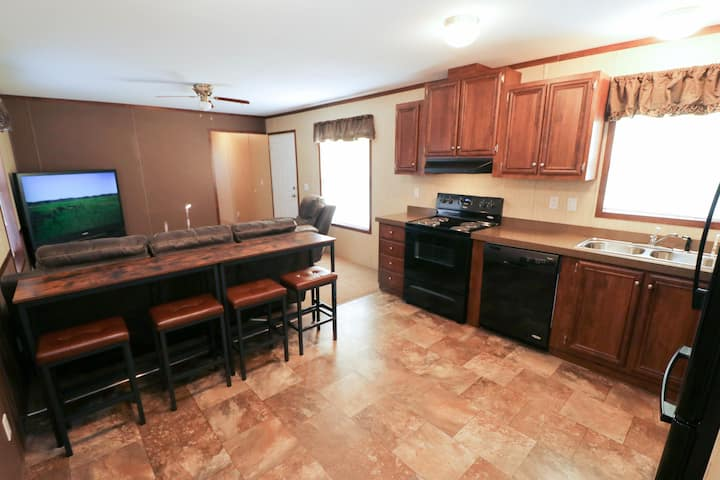 Clean family friendly 3 bedroom 2 bath home.