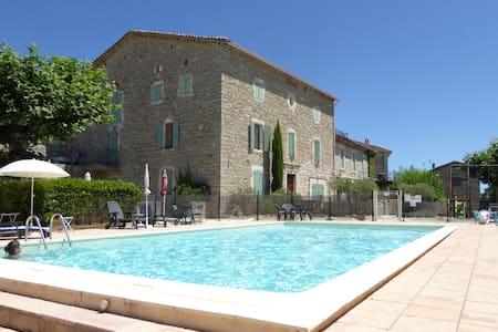 La Bastide des Lavandieres - Apt 1 - Canaules-et-Argentières - Lakás