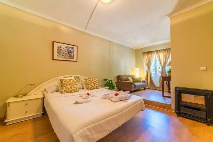 Habitación  Sute   En finca privada