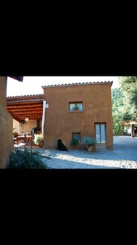 casita en pleno corazón del Montseny - Arbúcies - Ferienunterkunft