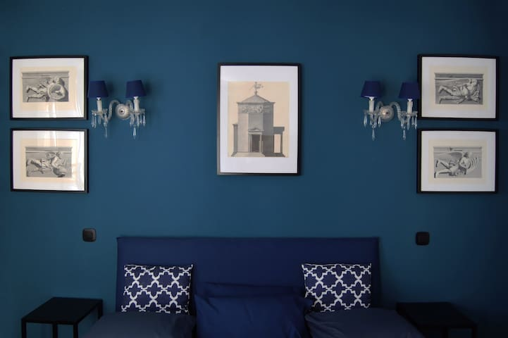 """The House of Winds"" luxury penthouse in Kolonaki"