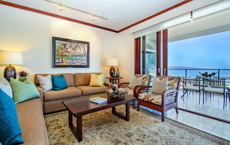 Wailea Beach Villa PH403