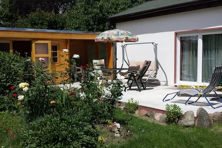 Haus mit großem Garten vor den Toren Berlin´s - Blankenfelde-Mahlow