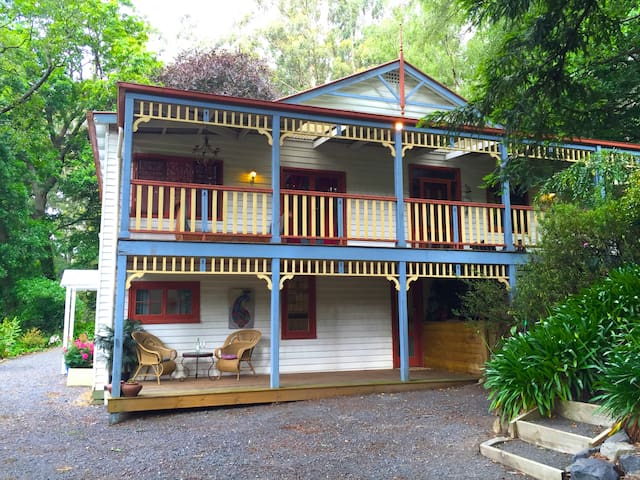 Tanah Kita - Olinda. - Mount Dandenong - Bed & Breakfast