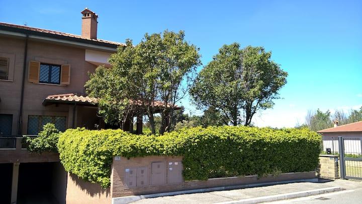 Camera matrimoniale vicino Parco dell'Appia antica
