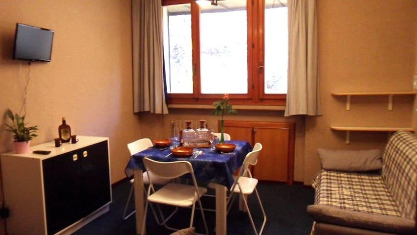 Cozy studio flat in Val di Luce - Abetone