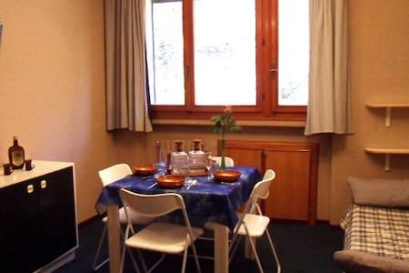 Cozy studio flat in Val di Luce - Abetone - Appartement