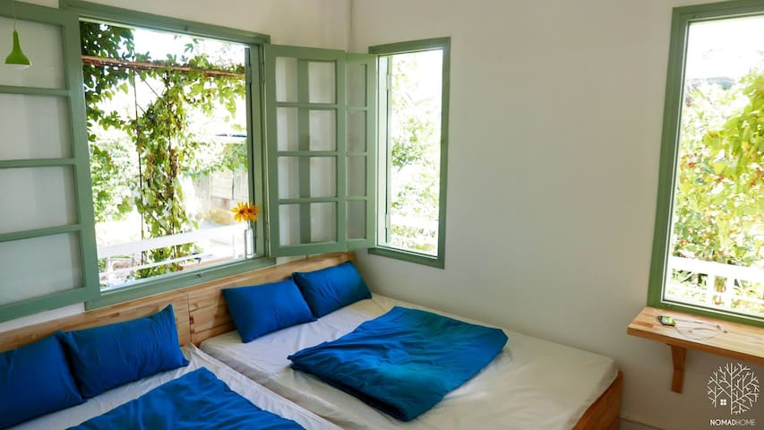 Nomad Home Dalat (Private room for 2-4 people) - Thành phố Đà Lạt - Hostel
